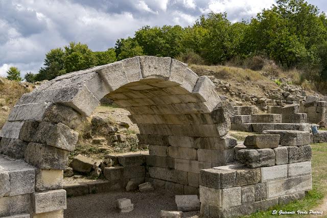 Ruinas de Apolonia de Iliria - Albania por El Guisante Verde Project