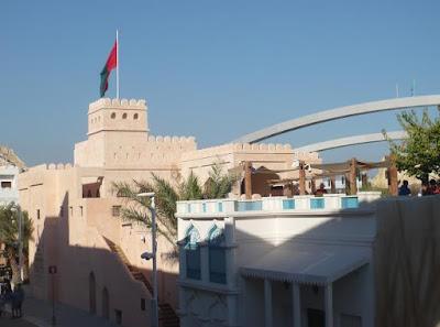 Expo 2015 padiglione Oman