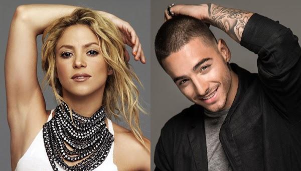 Novo single da Shakira em parceria com Maluma já tem data de lançamento!