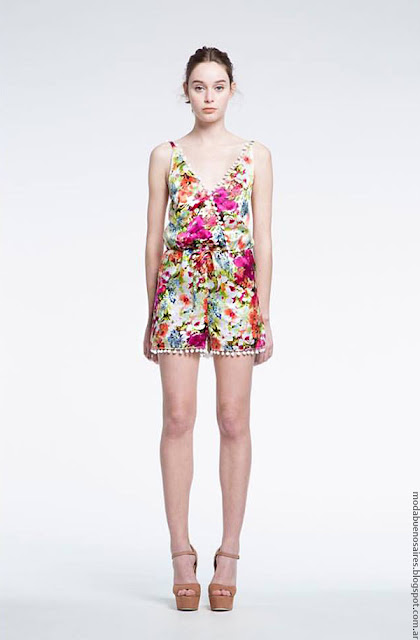 Moda primavera verano 2017 Natalia Antolin. Moda 2017 vestidos de fiesta.