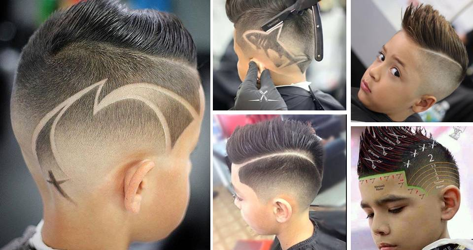 In Style Boy Haircuts Find Your