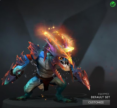 Slark - Kinder of the Umizar Crawler