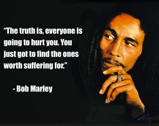 Inspirational Quotes Bob Marley