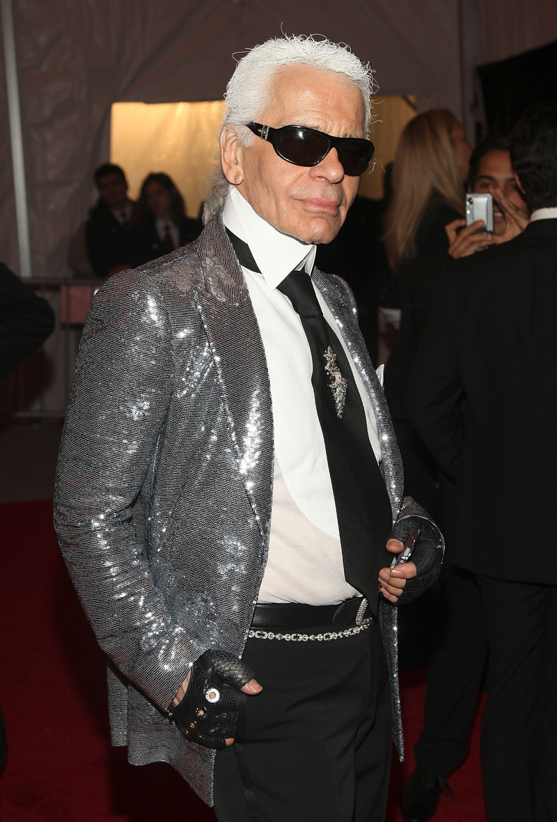 Style in athens: Best of the Best-Karl Lagerfeld