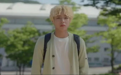 blue spring from a distance episode 11 sub indo