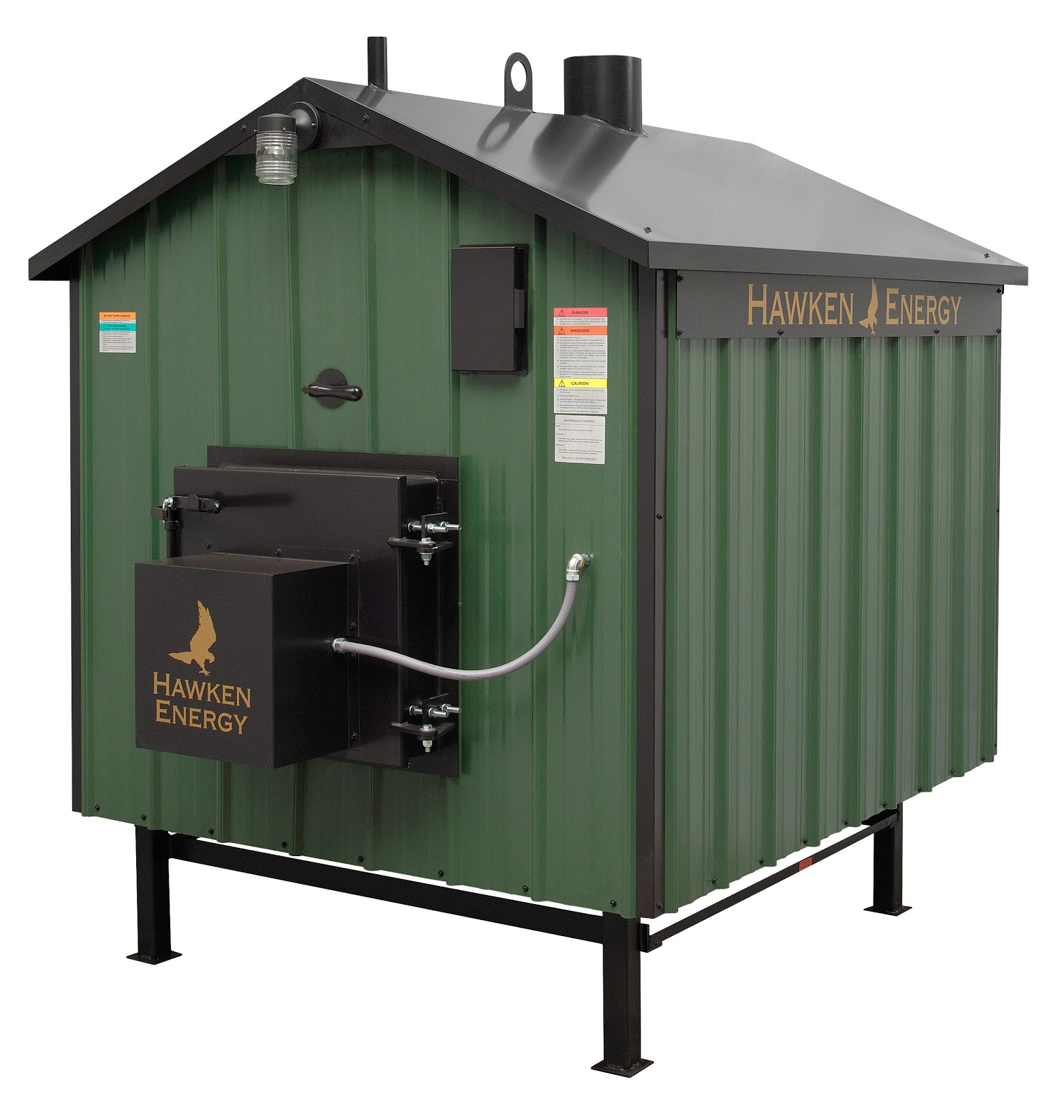 Trash Can Storage Shed Plan: Outdoor Wood Furnace Prices ...