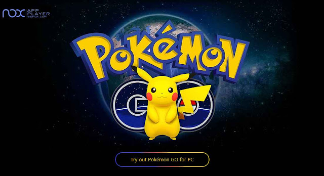 Cara Main Pokemon Go di Laptop