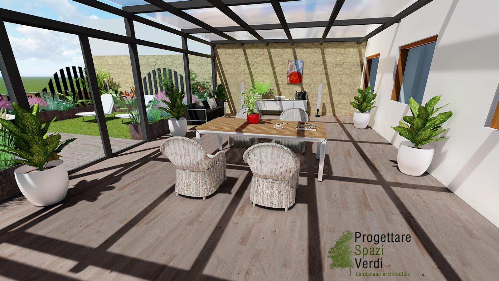 progettare spazi verdi la terrazza dei tuoi sogni ForProgettare Spazi Verdi