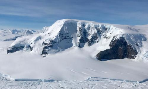 Estudian en la Antártica los contaminantes COPs