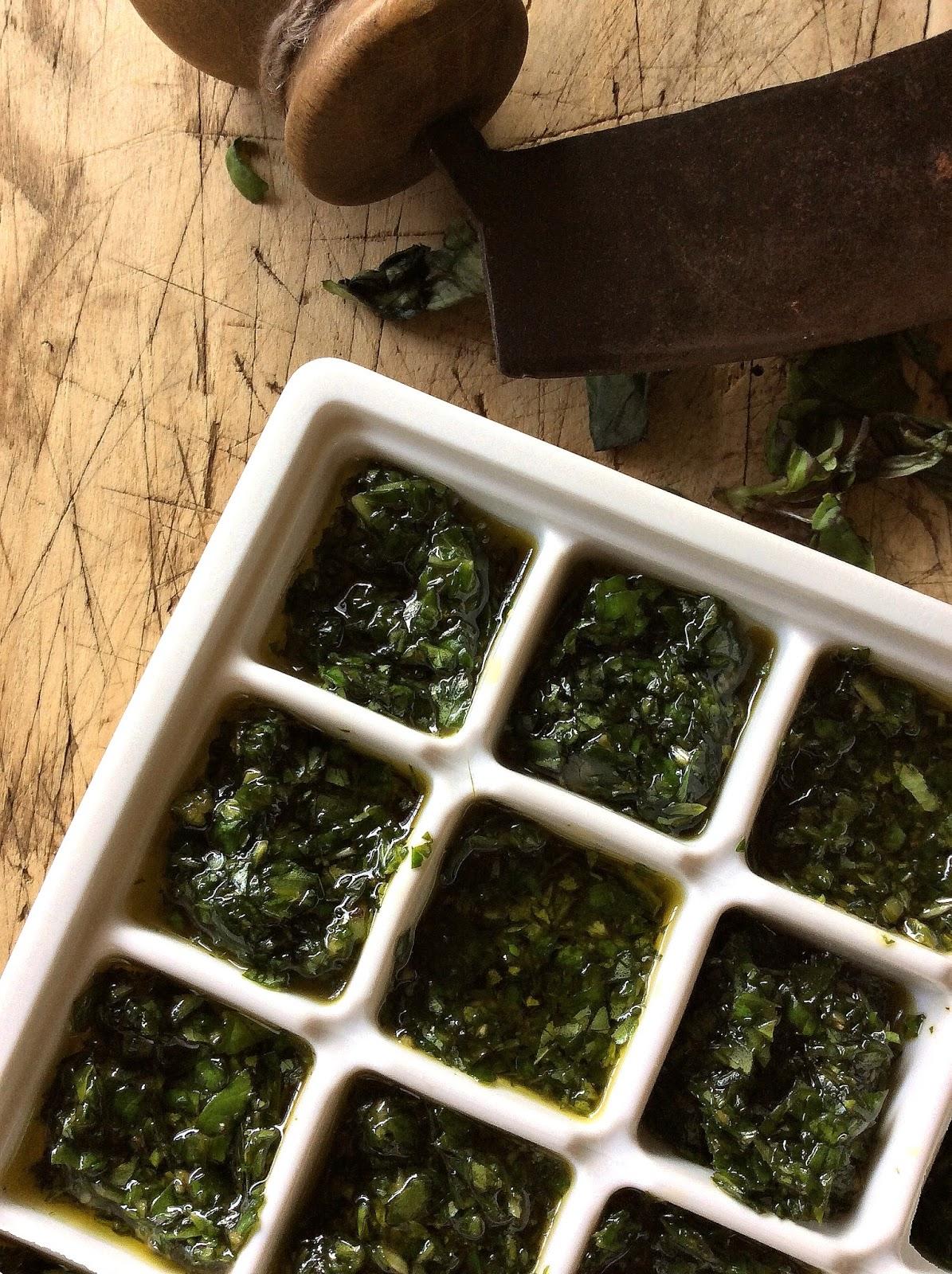 come conservare il basilico in inverno
