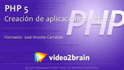 php5 video2brain