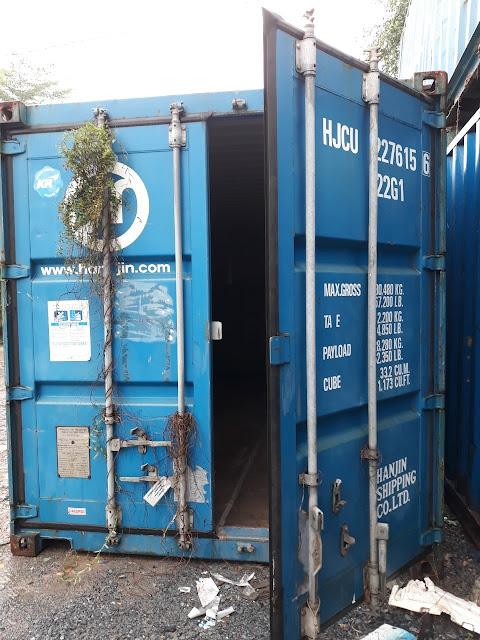 Mua Bán Container Cũ Ở Tây Ninh