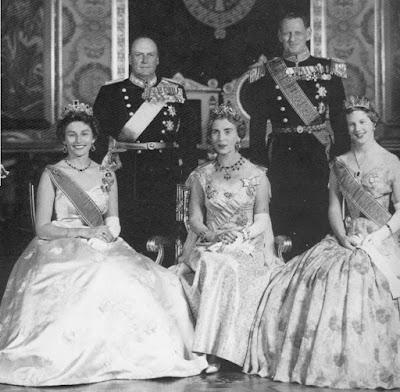 Norveç Kralı ve Danimarka Kralı