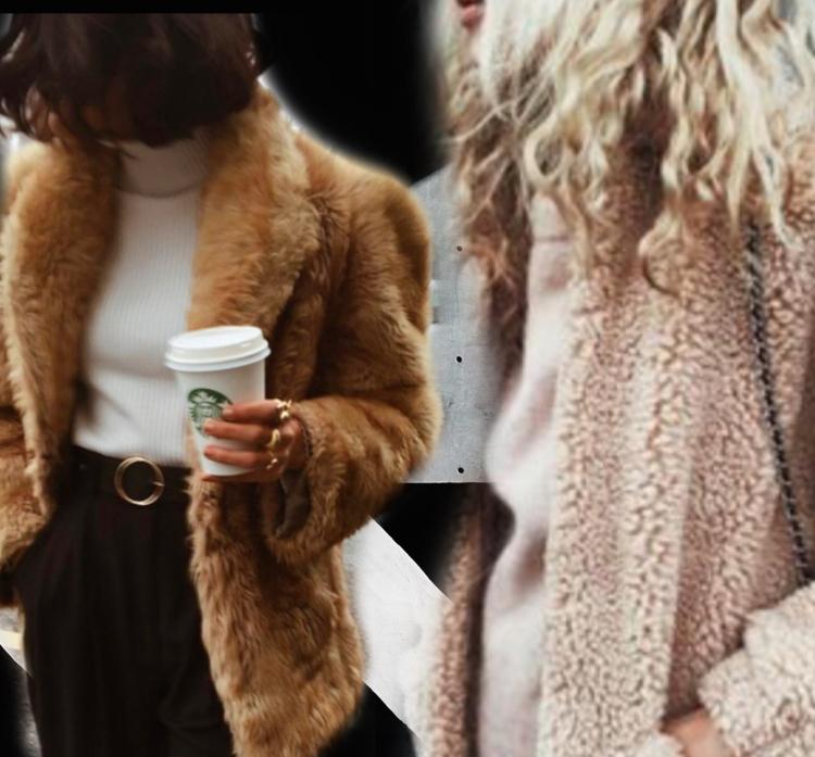 Mission Personnelle Shopper : Le manteau ..