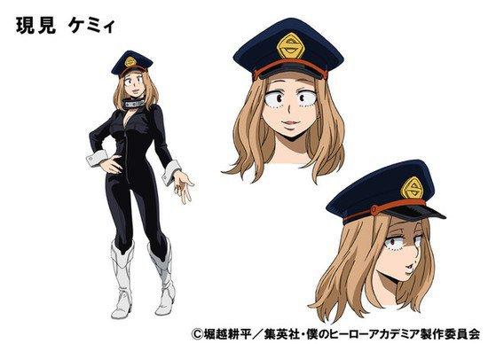Minori Chihara como Camie Utsushimi