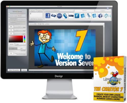 Laughingbird Computer software The Emblem Creator 7