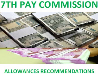 7th Pay Commission Allownces: Cabinet approves hike in allowances, Cabinet approves recommendations of the 7th CPC on allowances.hra revision
