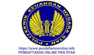 Pendaftaran Online STAN 2019-2020 ( PMB PKN STAN )