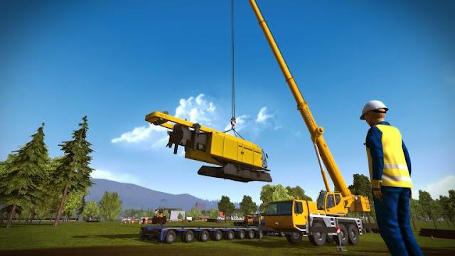 Construction Simulator 2015 Game Screenshots