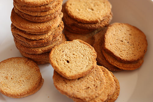 Today is National Melba Toast Day