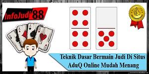 Situs AduQ Online