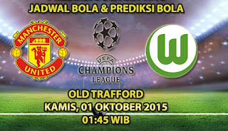Manchester United vs Wolfsburg