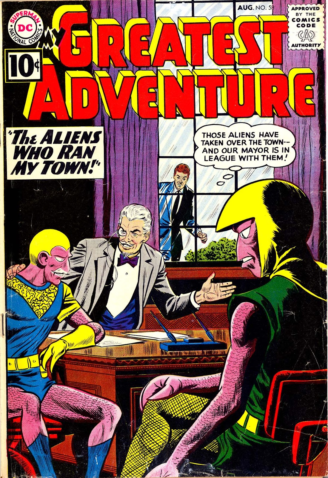 My Greatest Adventure (1955) issue 58 - Page 1