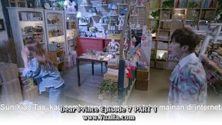 SINOPSIS Drama China 2017 - Dear Prince Episode 7 PART 1