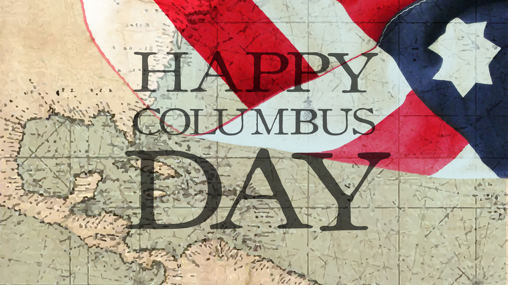 Happy Columbus Day 2017 Facebook Covers