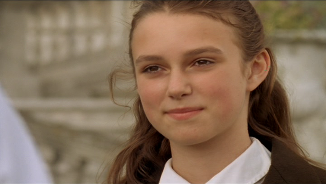 Movie And Tv Screencaps Keira Knightley As Young Judith