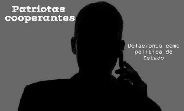 Patriotas Cooperantes: Las delaciones entre vecinos como política de Estado