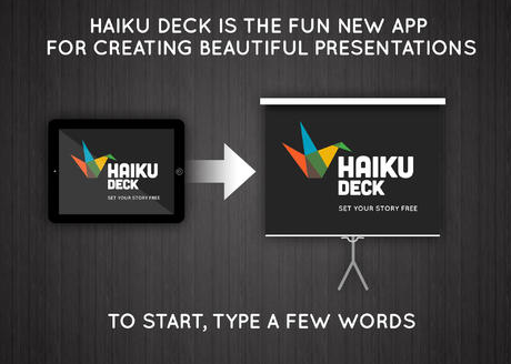The best ipad presentation apps for teachers and students haiku deck is the simple new way to create inspired presentations whether youre pitching an idea teaching a lesson telling a story or igniting a ccuart Choice Image