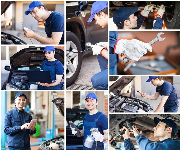 Subaru-service