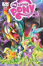 My Little Pony Friendship is Magic #4 Comic Cover Retailer Incentive Variant