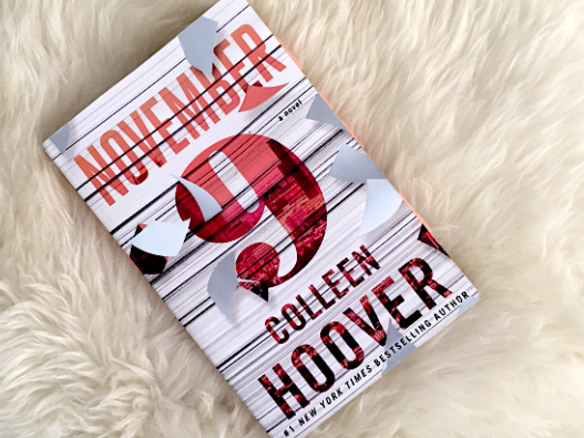 BOOK ⎪NOVEMBER 9 • Colleen Hoover