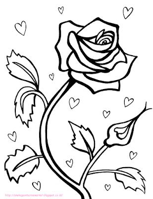 gambar bunga mawar - 11
