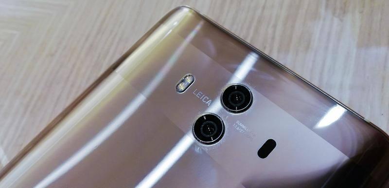 Huawei Mate 10 - Back