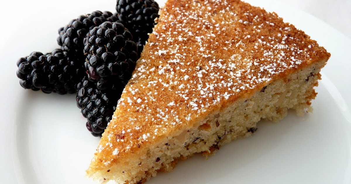 Hazelnut Cake Recipes Uk: :pastry Studio: Hazelnut Cake