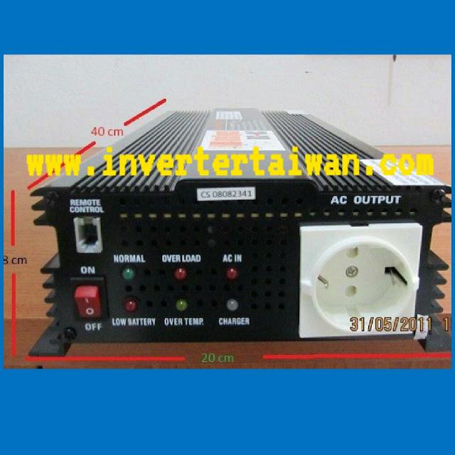 Inverter Untuk Mesin Bor