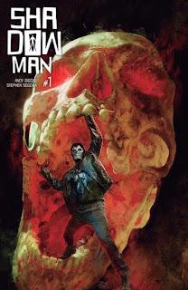 """Sinopsis y fecha de estreno del cómic """"Shadowman"""""""
