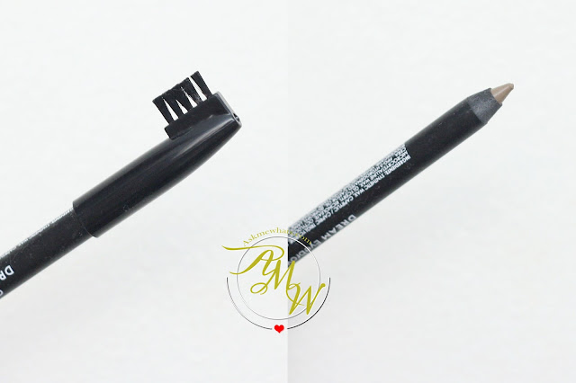 a photo of Golden Rose Cosmetics Dream Eyebrow Pencil 306
