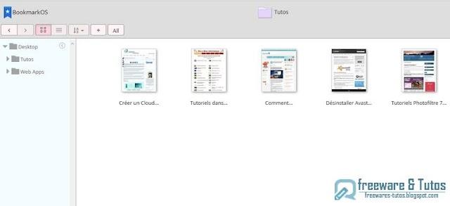 BookmarkOS : un outil pour sauvegarder vos bookmarks en ligne
