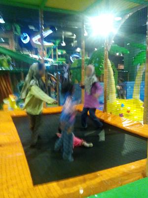 Tempat menarik di Kuala Lumpur untuk kanak-kanak