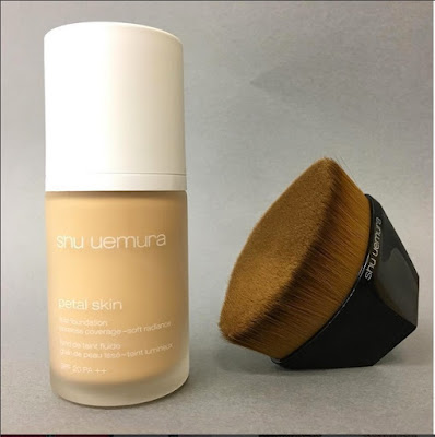 Shu Uemura Petal Skin Fluid Foundation