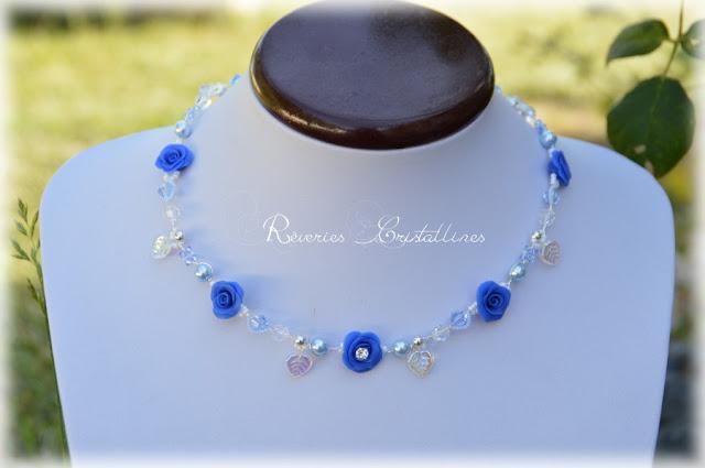 bijou mariage romantique et fleuri