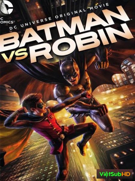 Người Dơi Và Robin