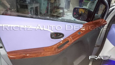 water transfer printing panel yaris 2010