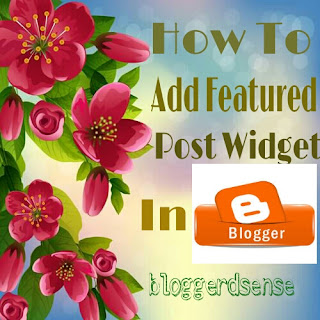Featured-post-widget-for-blogger