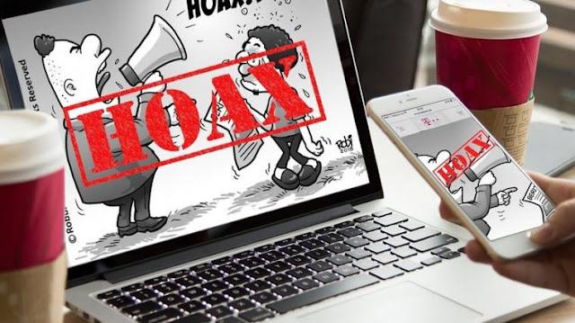Sering Terpengaruh Berita Hoax? Makanya Kurangi Bergosip