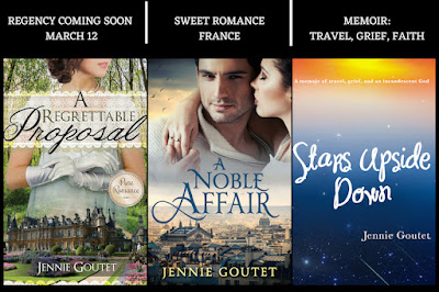 Books by Jennie Goutet- NWoBS Blog